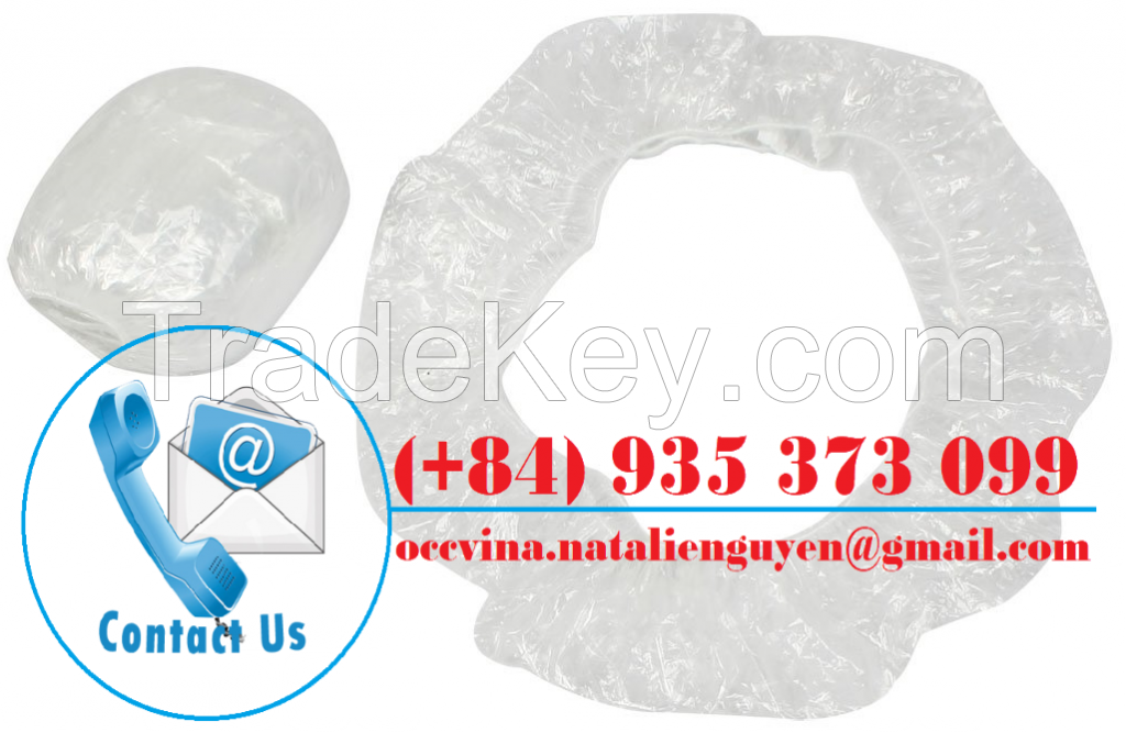 Disposable Plastic Steering Wheel Cover