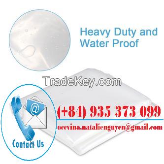 Plastic Drop Sheet