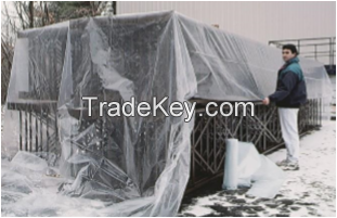 Construction Heavy Duty Sheet Cover