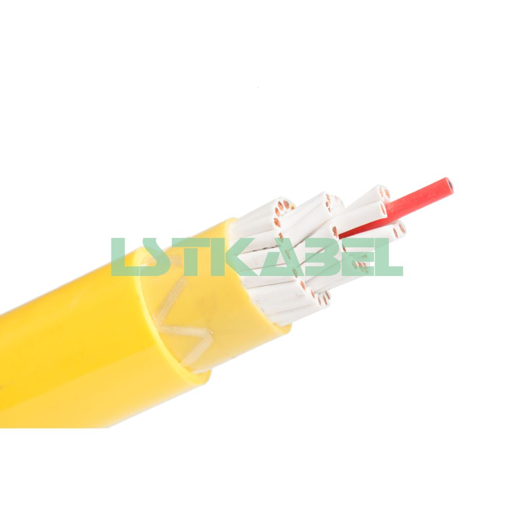 Low Voltage PUR Sheath High Flexible Reeling Cable