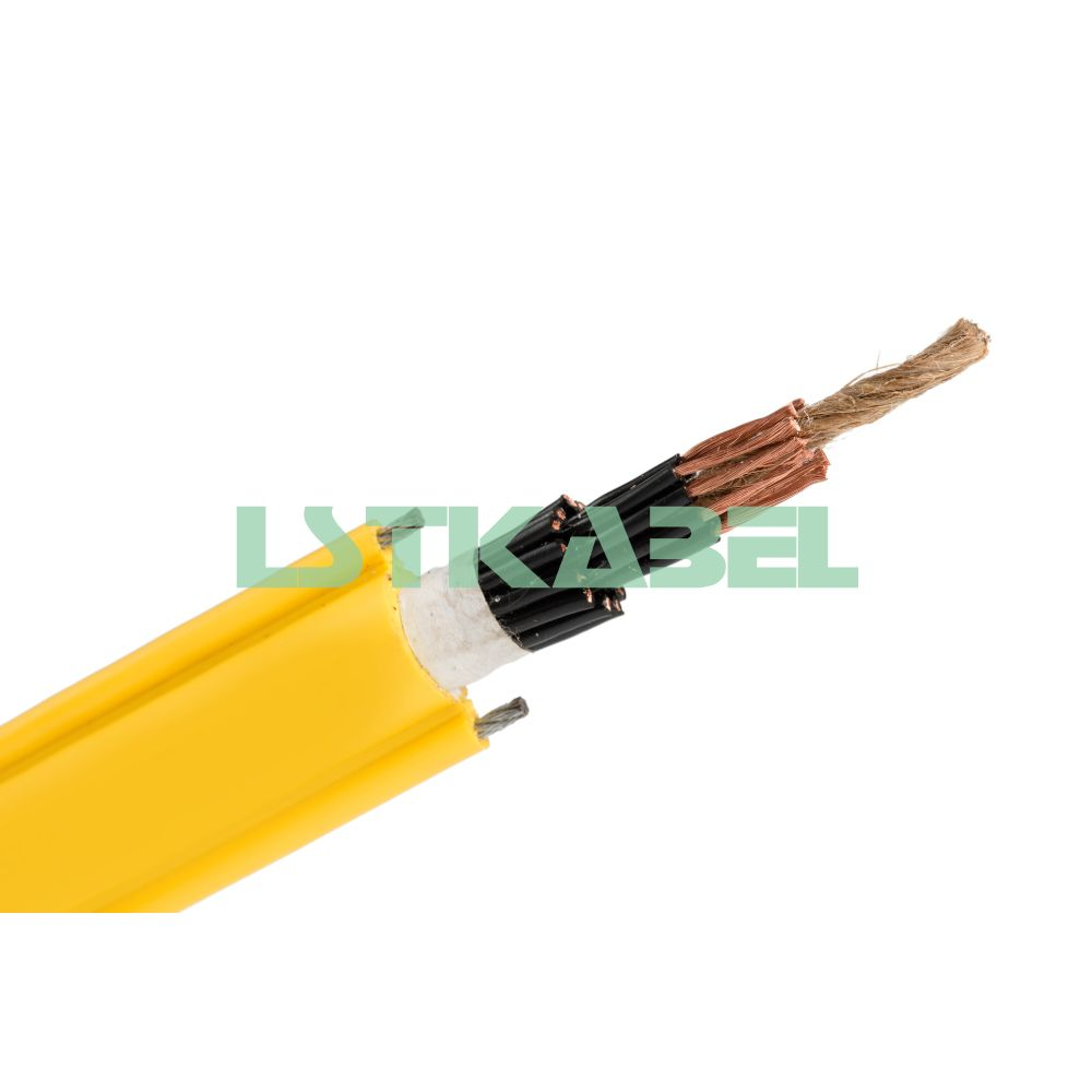 Flexible Pendant Control Cable for Crane System