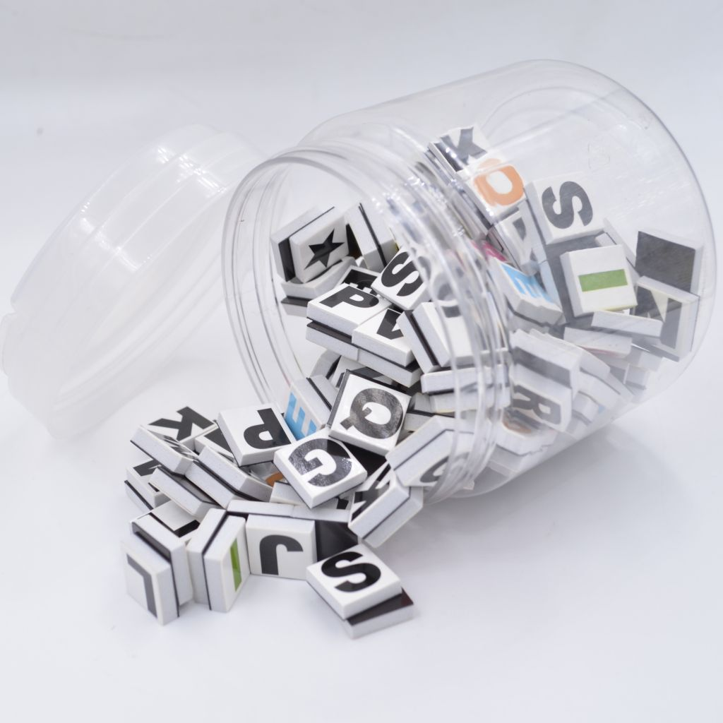 180pcs Magnetic alphabet letters fridge mgnets for decoration/learning