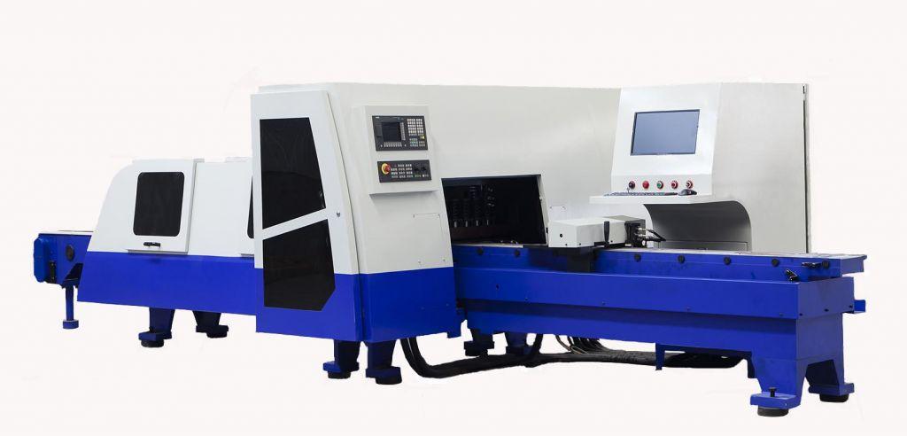 CNC BUSBAR PUNCHING CUTTING MACHINE