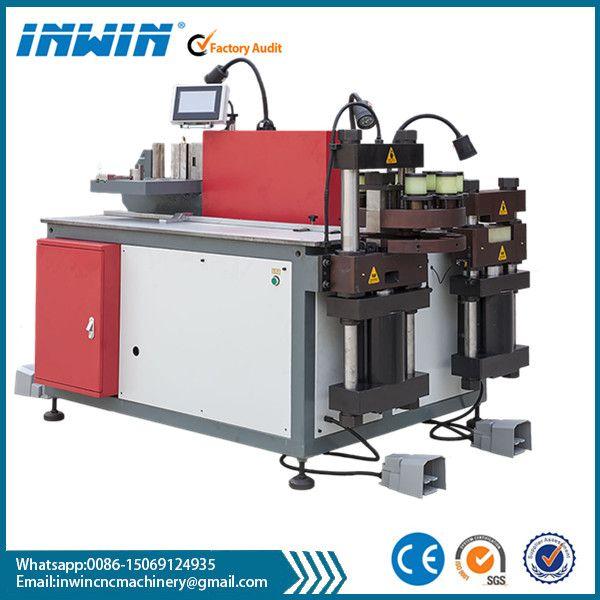 copper punching cutting bending machine cnc