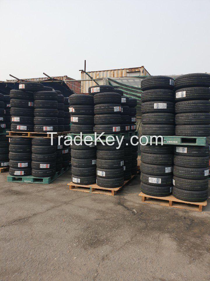 New Korean tires