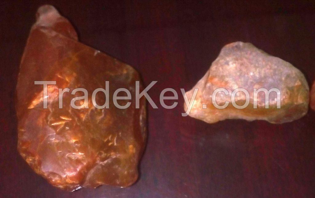 Zinc Ore, Lead Ore, Char Coal, Wood