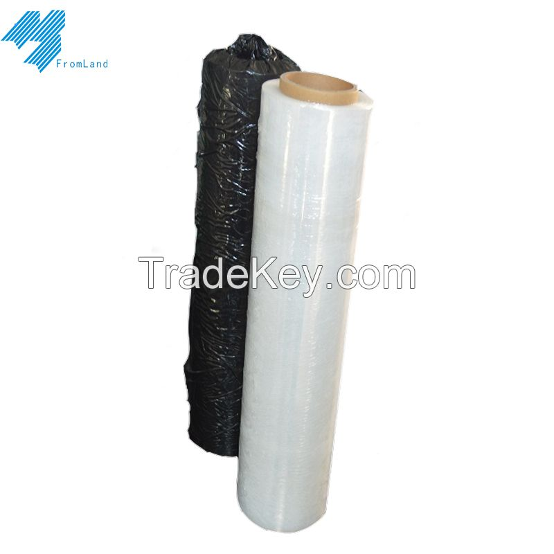 Factory price pe pallet wrapping plastic stretch packing film