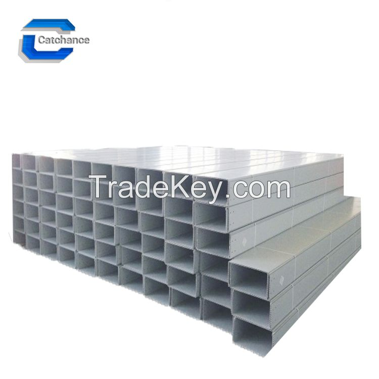 High quality cable tray plastic polymer alloy material china manufacturer