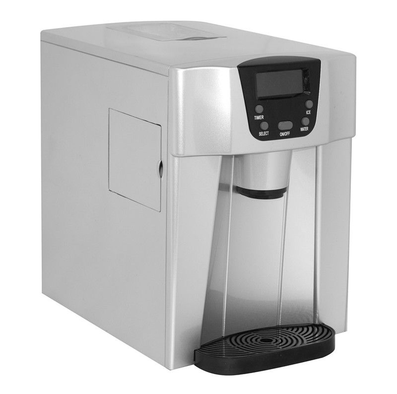 HZB-12E Hicon Portable Compact Counter Top Mini Ice Cube Maker