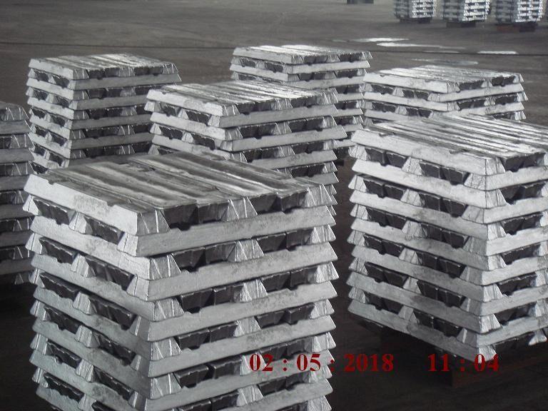 sell high quality aluminium ingot 99.7%price