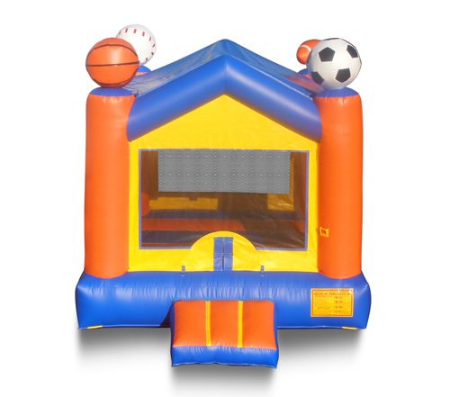 4*4m High quality professional manufacturer bouncer custom sized infla