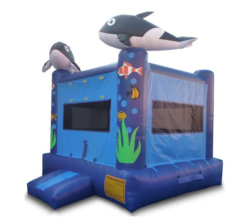 4*4m mini adult baby inflatable castle cheap wholesale commercial