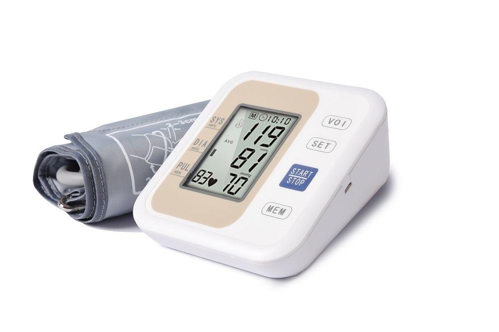 Arm type blood pressure monitor