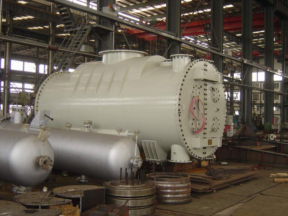 Steam Surface Condenser