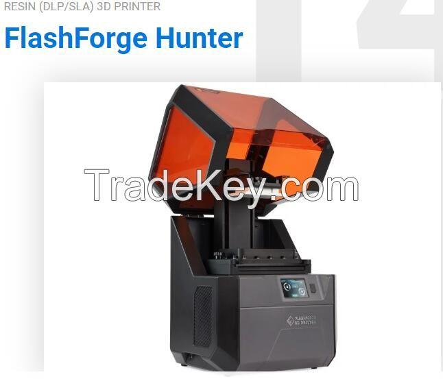 DLP 3D Printer Flashforge Hunter