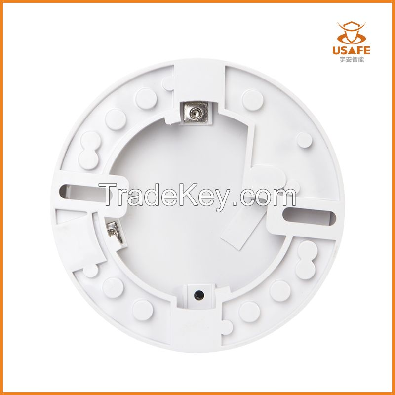 High Quality Conventional Photoelectric Smoke Detector with EN54-7 Approval