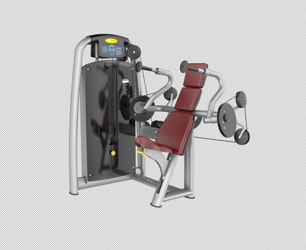 Professional Gym Machine Commerical Fitness Equipment Minolta fitness MND AN-15 Triceps Press