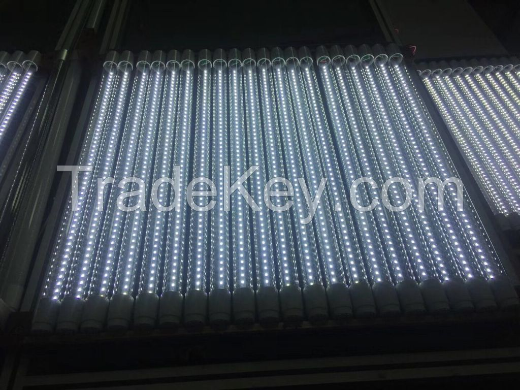 4FEET LED T8 COLOR TUBE 18W WITH WATERPROOF