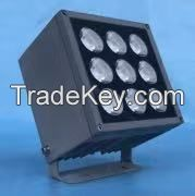 Outdoor lighting LED wall lamps