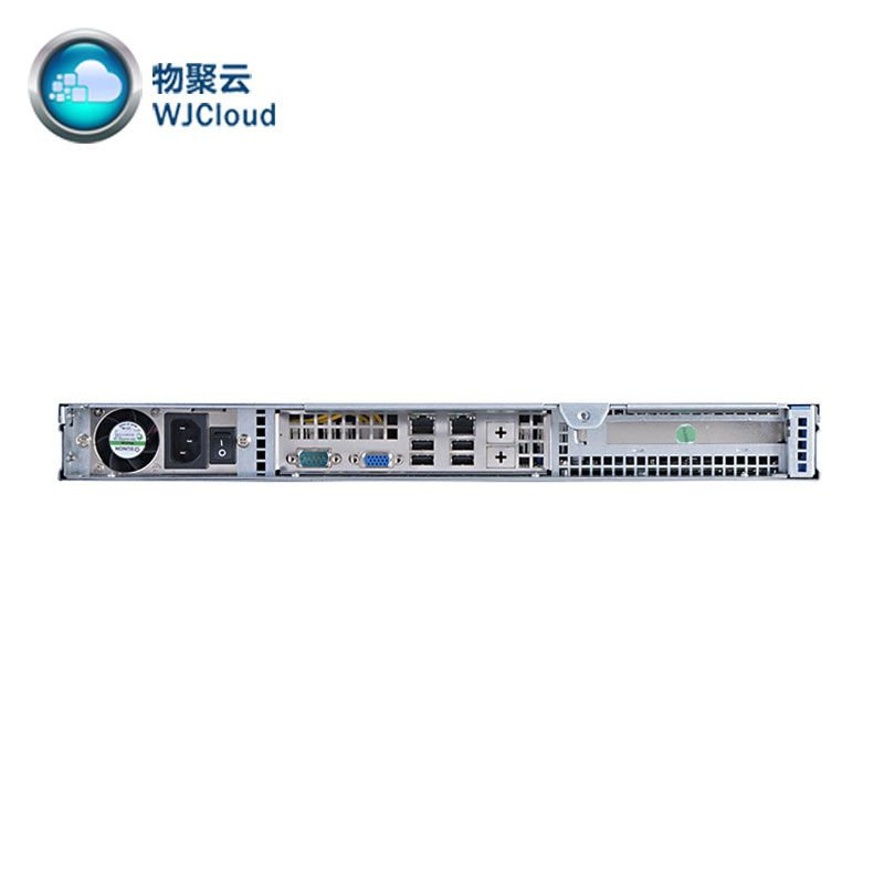 Top Selling Cheap Price WJCLOUD Servers 1u Rack Servers 1U-CR1530E1