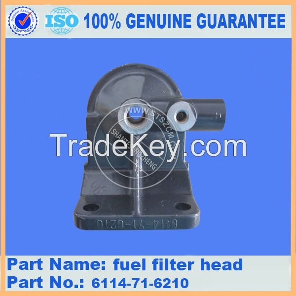 sell PC300-7 fuel filter head 6114-71-6210(Email:bj-*****)