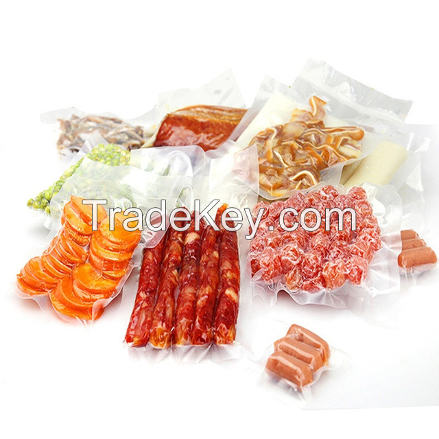 Food thermoforming packaging machinery sweet corn vacuum packing machine