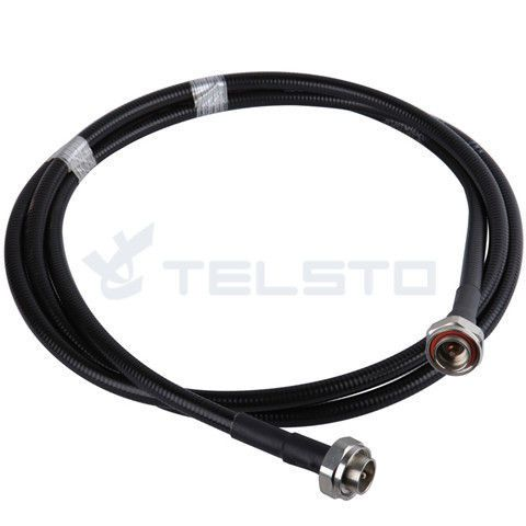 3 meter Jumper cable 1/2''s 7/16 din male to din male straight 1/2'' s