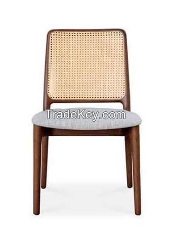 Ash and Rattan Furnitures for Restaurants