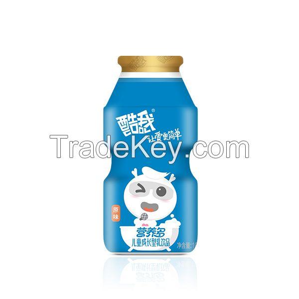Lactic acid multi-nutrition probiotic fermented milk drink for Children