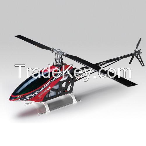 Thunder Tiger Raptor G4.1 90 Nitro Helicopter Kit TTR4895-K10