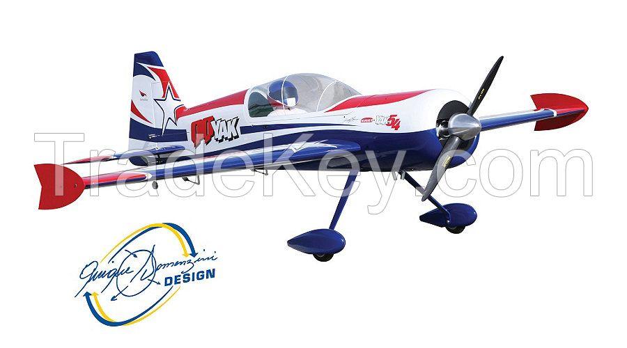 Hangar 9 Composite QQ Yak 54 Giant Airplane 2.6m HAN5200