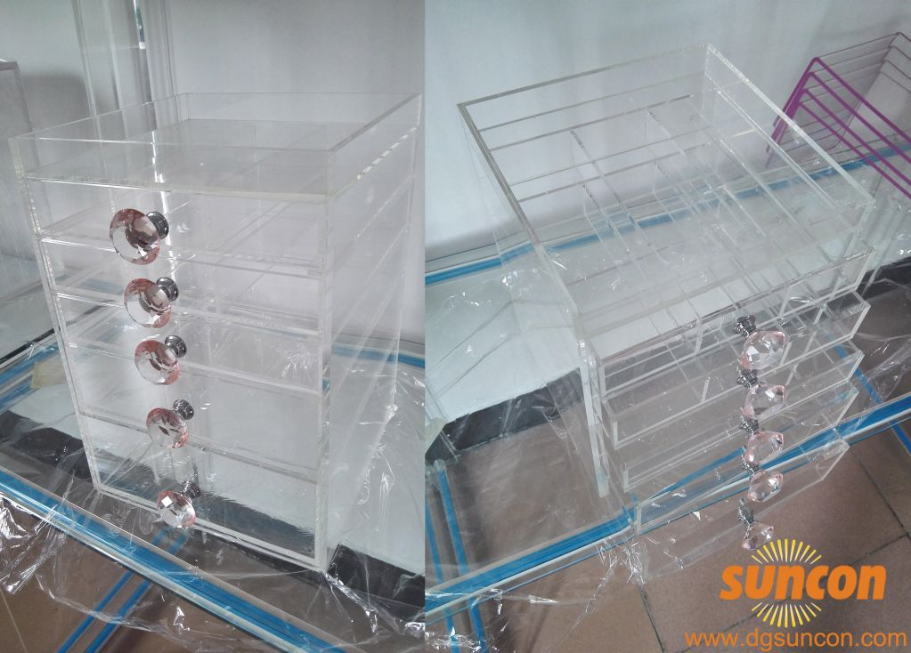 Wholesale Customized Countertop Acrylic Display Tabletop Display