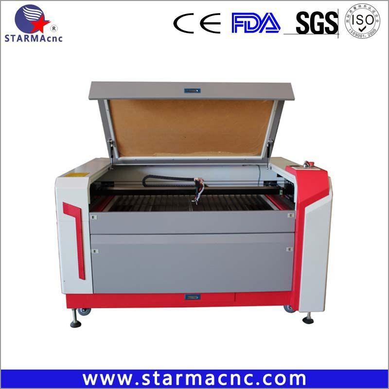 ShangHai Fulong Belt transmission co2 laser cutting engraving machine