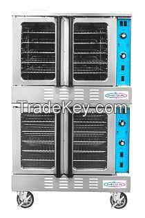 Convection Gas Oven Double Deck