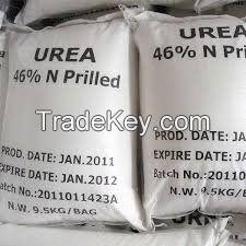 Urea 46% Prilled or Granular