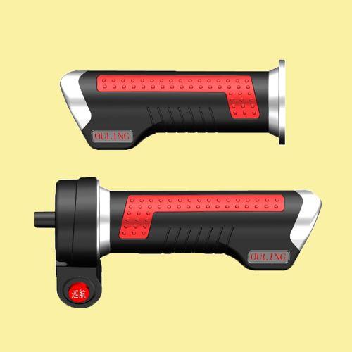 Electric bike throttle