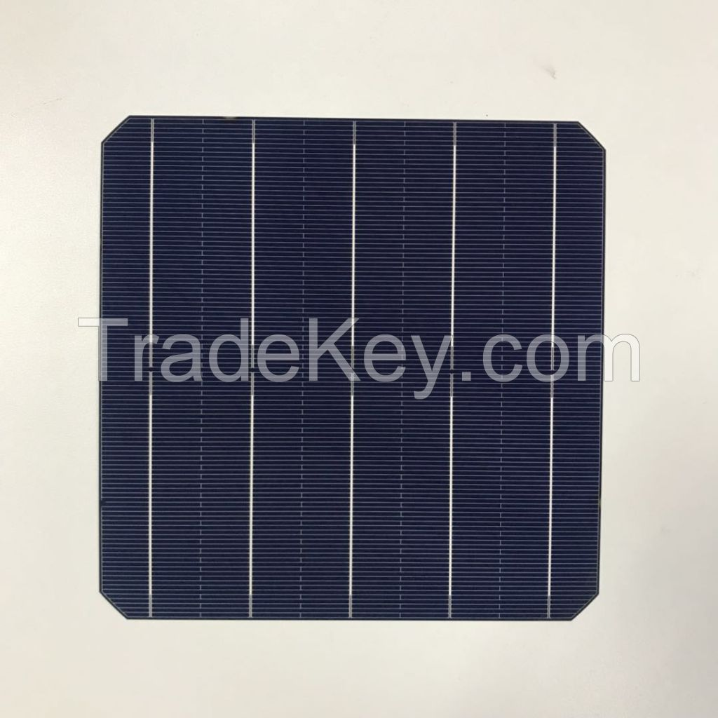 5BB high efficiency A grade monocrystalline solar cells