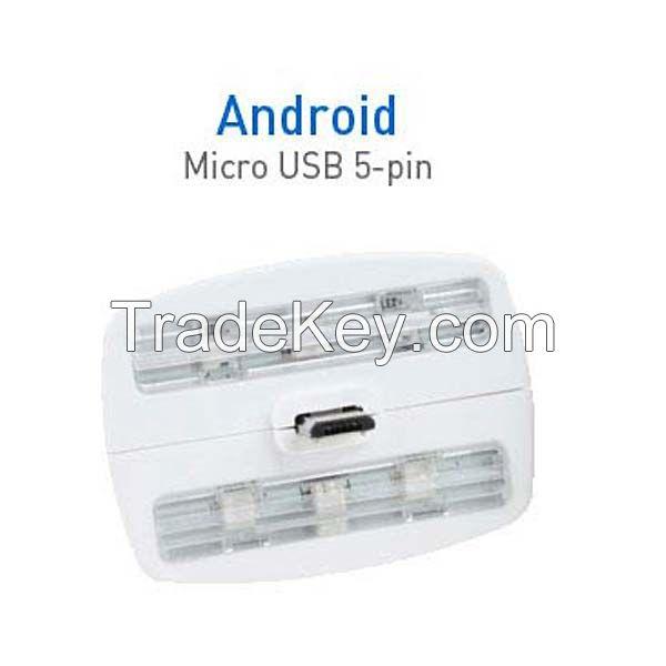 Sunwave AntiBac mobile phone smartphone LED Sterilizer
