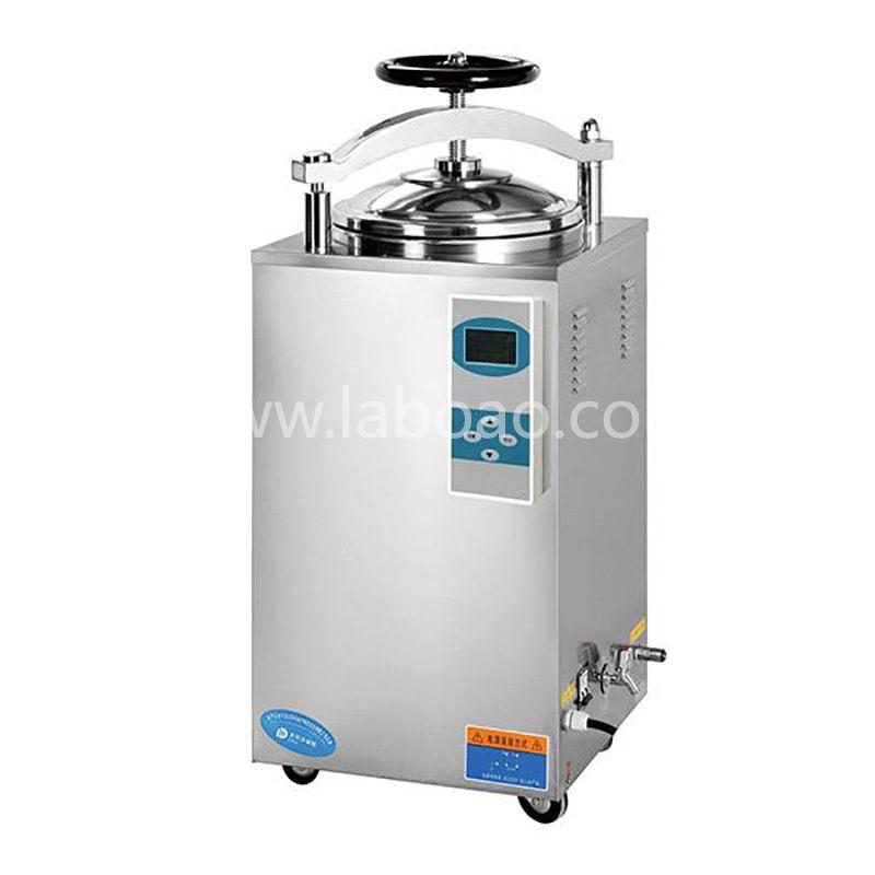 Automatic steam sterilizer quick open type