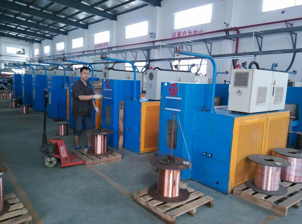 Medium Cable Making Machine/ Wire Drawing Machine Annealer
