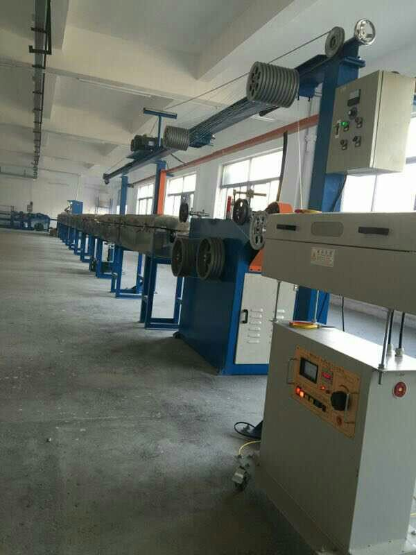 Silicone Gel Wire Cable Extrusion Machine From Wire Cable Manufacturer