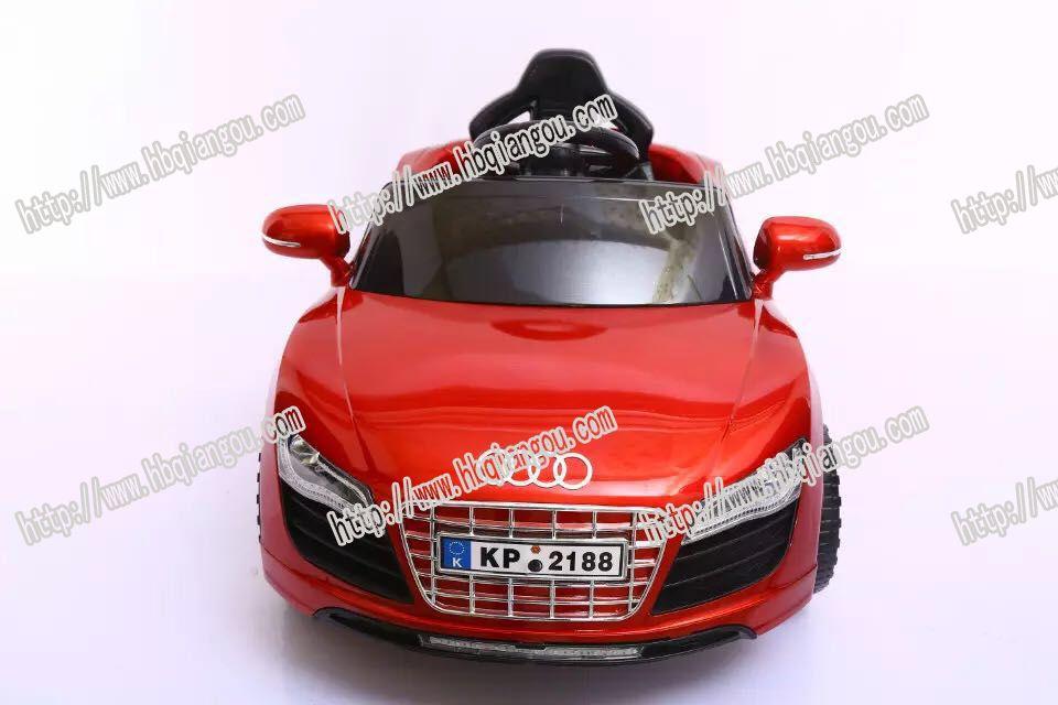 baby plastic four wheel mini electric toy children car