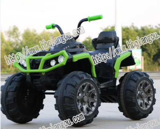 new design PP material battery power high quality music colorful children ride car