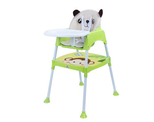 High Quality Baby Booster Kids Dining High Chair with Safety Seat Pad