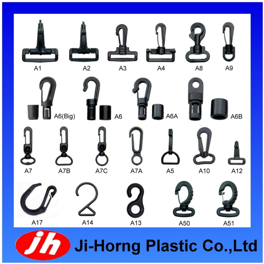 Multiple Choices of Plastic Hook(Bag Accessories)