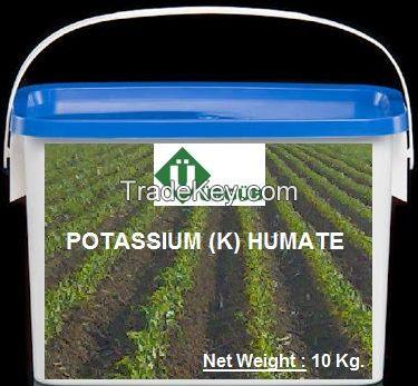 Urgub Potassium Humate (K Humate) Organic Soil Amendment