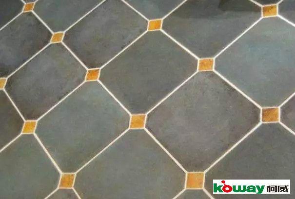 KOWAY non shrink flexible grout epoxy tile grout for caulk sealing