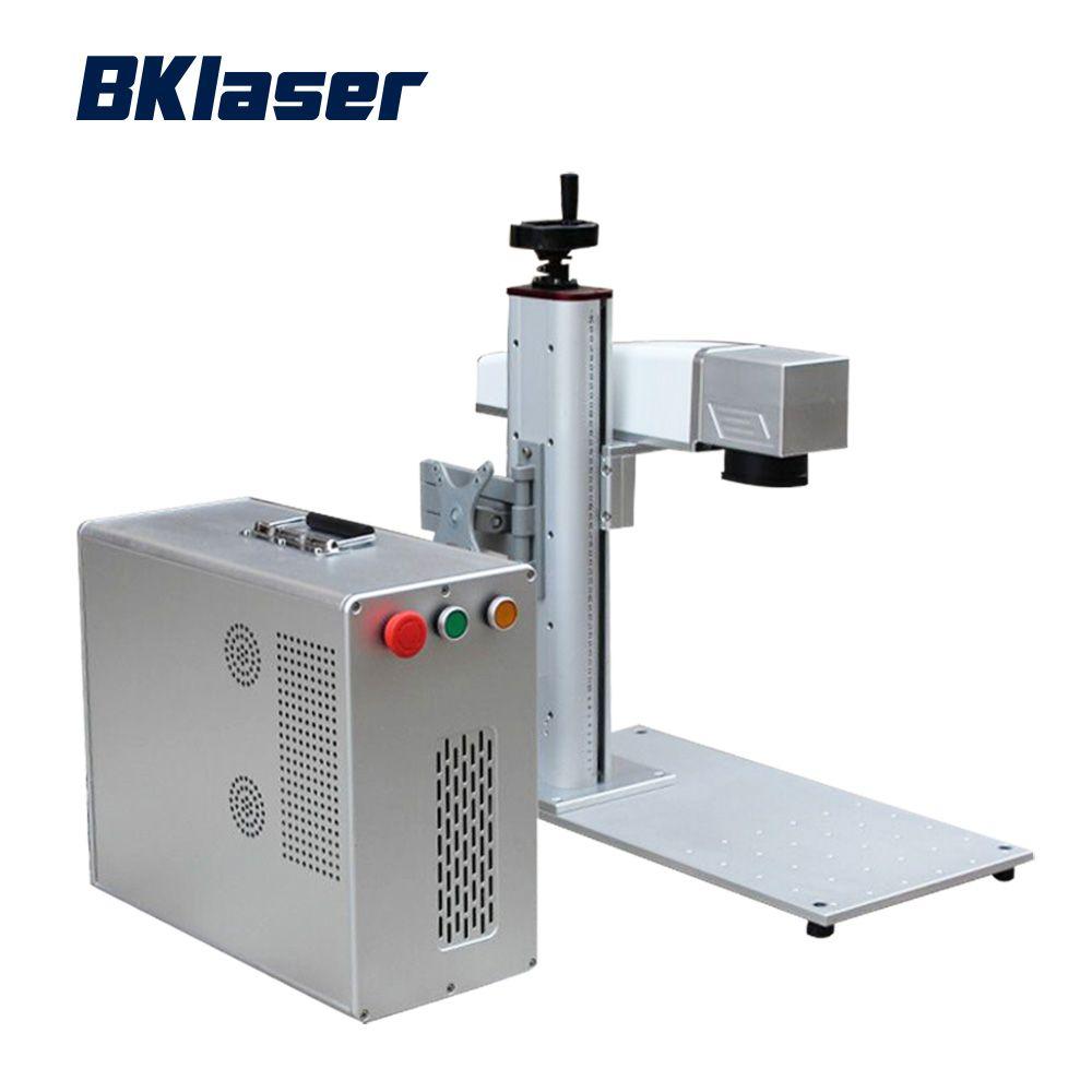 Portable 15W 20W 30W 50W Fiber Marking Machine for Metal /Plastic