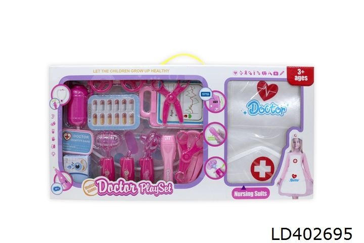 Doctor Set 18 PCS (Pink)