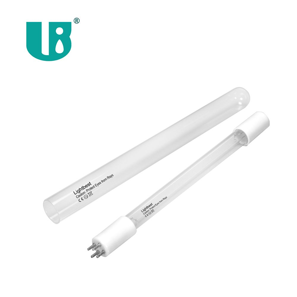 6w uv germicidal lamp 212mm for water sterilization